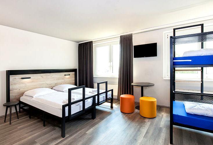 a&o Budapest City Hostel